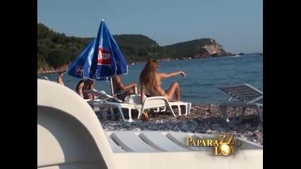 Pohotna Soraja u bikiniju! - Paparazzo lov - (Tv Pink)