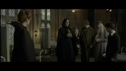 Harry Potter and the Half-blood Prince - Lavender v.s. Hermione hospital scene (