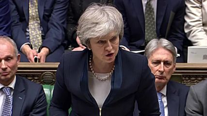 UK: Parliament to debate on no confidence motion tomorrow - May