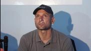 Радуканов: Сами си направихме мача труден