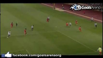 Олимпик Марсилия 8-2 Манчестър Юнайтед (всички голове)