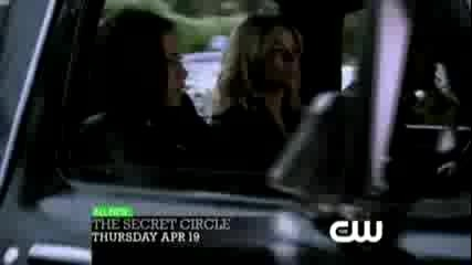 The Secret Circle Extended Promo 1x19 - Crystal