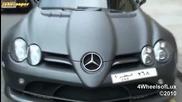 Mercedes Slr Mclaren 722s