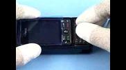 Nokia 3250 Разглобяване