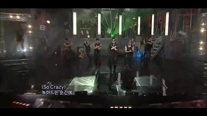 110612 [ H D ] Kim Hyun Joong - Break Down [comeback Stage]