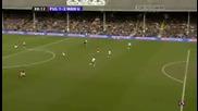 Cristiano Ronaldo Goal Fulham Vs Mancheste