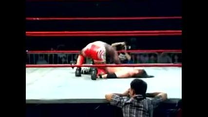 Wwfx : Shelton Benjamin vs John Morrison { Morrison става шампион }
