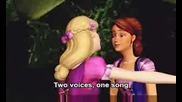 Barbie Diamond Castle Two Voices One Song Karaoke Sing Along