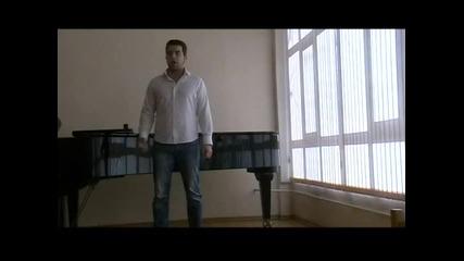 Plamen Petrov, tenore - Cosi fan tutte - Un aura amorosa