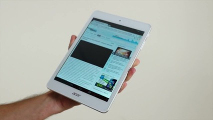 Acer Iconia A1-830 - бюджетно копие на ipad mini