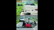 Снимки На Смешни И Страшни Катастрофи