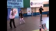 Национално състезание по Хип Хоп , Триадица