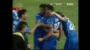 Левски вкара велик гол на Цска от 35 - 40 м. за 0:1 Само Левски - Дерби Цска - Левски 10.05.08