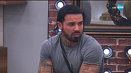 Златка настоява, че Благой е лидерът на Къщата - Big Brother: Most Wanted 2018