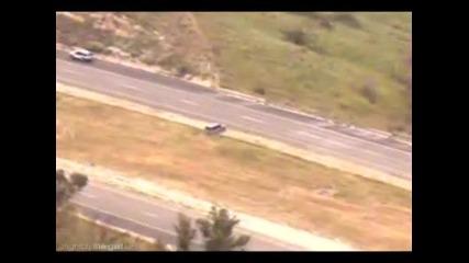Жена Бяга От Полицията