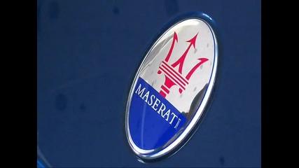 Maserati center в София