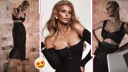 Огнена, страстна и много секси: Анелия по-различа от всякога