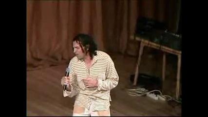 Деян Неделчев - Възторгът Отлетя - част - на живо - 2005