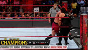 Roman Reigns vs. Samoa Joe – Intercontinental Title Match: Raw, January 1, 2018 (Full Match)
