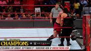 Roman Reigns vs. Samoa Joe – Intercontinental Title Match: Raw, January 1, 2018 (Full Match)