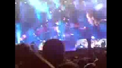 Metallica - Live In Sofia(enter sandman)