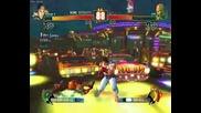 Ryu vs Dhalsim