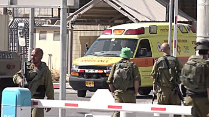 State of Palestine: Palestinian woman 'holding knife' shot dead by Israeli forces at West Bank checkpoint