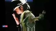 Превод! Beyonce пее Halo на живо, в памет на Майкъл Джаксън - невероятно изпълнение !!