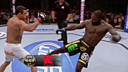 Ufc - Vitor Belfort vs Anthony Johnson