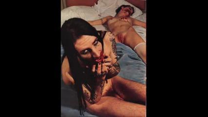 Marilyn Manson Premier - Arma - God Damn - Mother Fuckin - Geddon