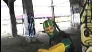 Casey Jones vs Kick-ass - Super Power Beat Down