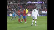 Cristiano Ronaldo vs Spain