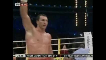 Руснакът Кличко срещу Хей