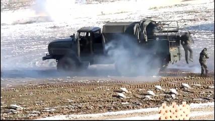 Вижте защо Руската Армия Е Номер 1! Тея са пълни откачалки! Нереални умения!