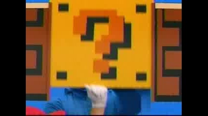 Реклама: McDonalds - Супер Марио 2