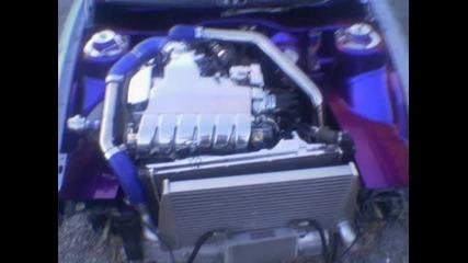 Vw Corrado Vr6 turbo ( projict )