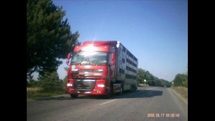 камионите в България