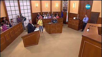 Съдебен спор - Епизод 375 - Синът ме остави без вода (17.04.2016)
