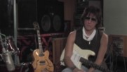 Jeff Beck - Jeff Beck Discusses Joss Stone (Оfficial video)