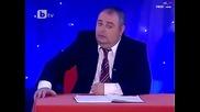 Бойко Борисов в звездния ресторант на Комиците