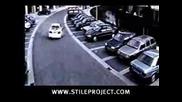 Гонен От Патрулка Прави Екстремно Паркиране