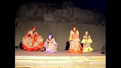 Balet rona - Ciganski Dushi