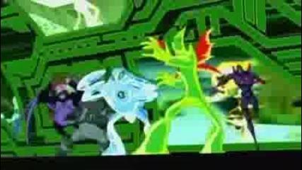 Бен 10: Ултра Извънземен - Интро