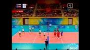 България Победи Венецуела с 3 : 1 и Отива на Четвърт Финал 18.08.08