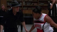 Glee - Lady Is A Tramp (1x18)
