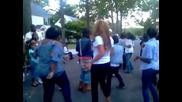 Beyonce танцува на парти посветено на майката на Джей Зи