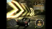 Need For Speed Mw Just A Race - Right Round