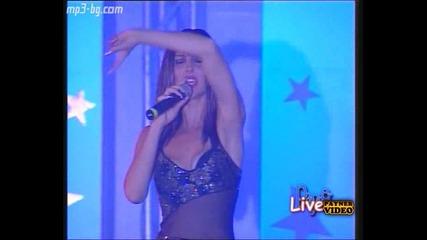 Глория - Кукла На Конци (live)