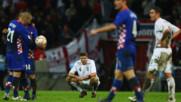 Историята на дуела Хърватия - Англия