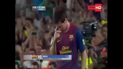 Всичките 13 гола на Лионел Меси срещу Реал Мадрид